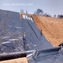 Liners & Covers HDPE geomembrane with Low Price